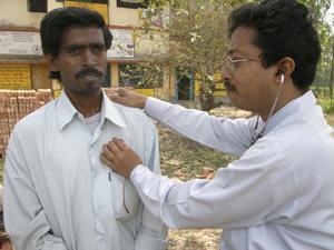 Les équipes médicales mobiles