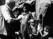 En visite dans un slum